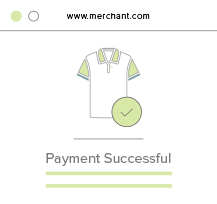 Payment Confirmation infographic