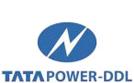 TATA POWER-DDL logo