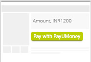 Pay With PayUmoney Button